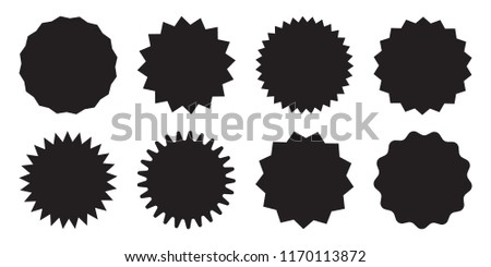 Special offer sale tag, discount offer price label, symbol for advertising campaign in retail, sale promo marketing, discount sticker, ads offer on shopping day isolated vector illustration. #1170113872