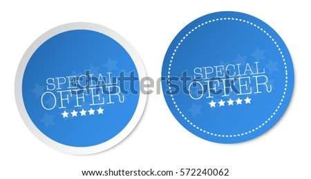 Special Offer Stickers #572240062