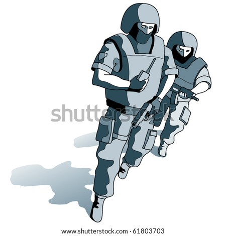 Special Operations running Group