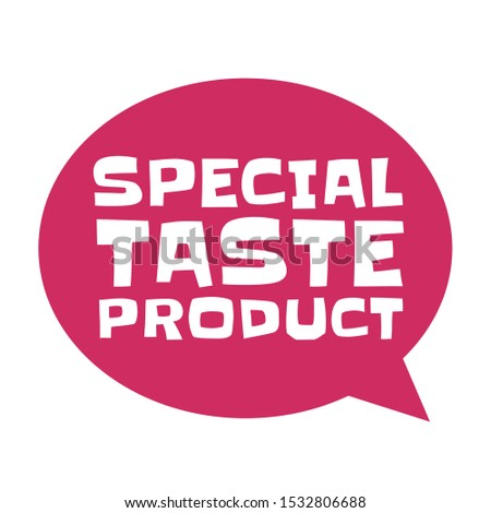 special product deluxe product design vector