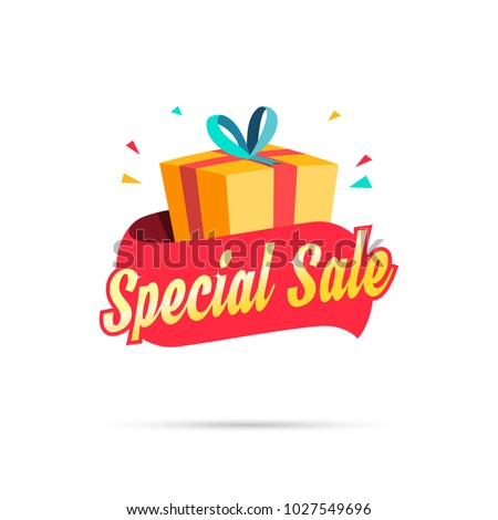 Special Sale Shopping Gift Box