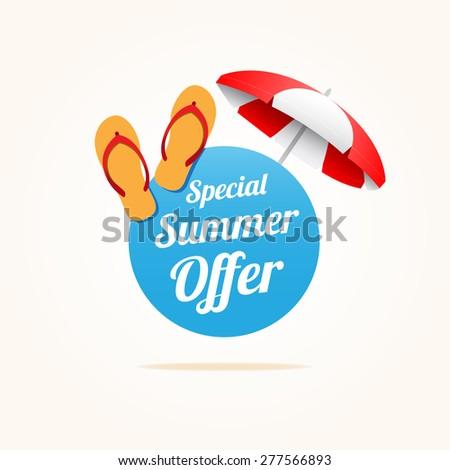 Special Summer Offer