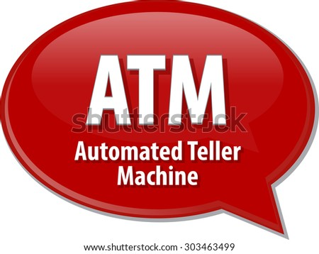 The automated teller machine information technology essay