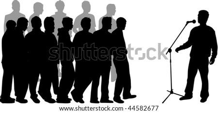 speech-profiles of people
