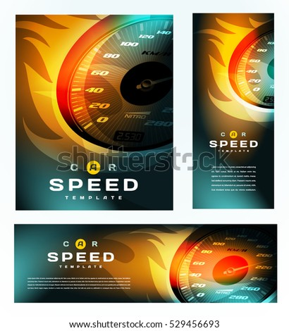 speed cover design car