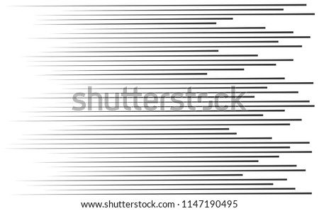 Speed lines background