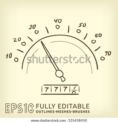 Royalty Free Stock Photos And Images Speed Meter