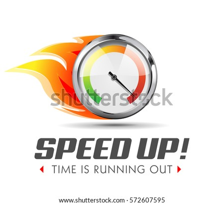 speed up   business