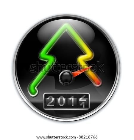 speedometer  2012
