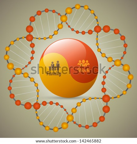 sphere yin yang dna can use
