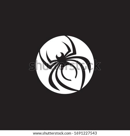 spider symbol  grunge spider