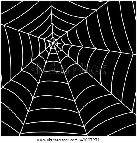 Web Spider Vector Spiders Web