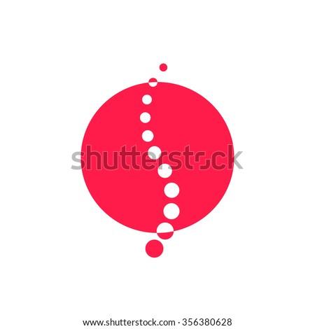 spinal surgery abstract logo