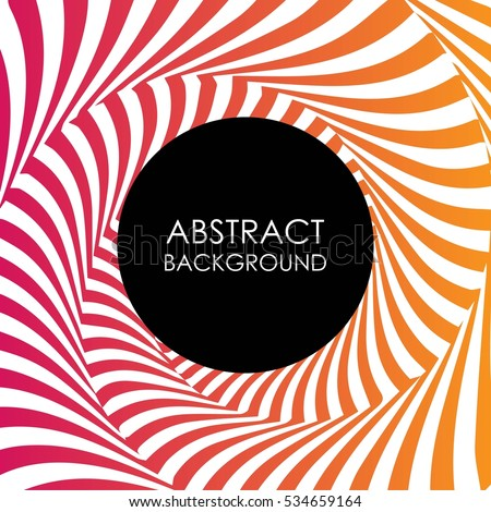 spiral lines vector abstract