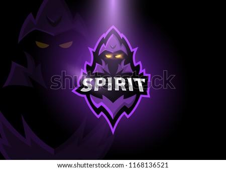 spirit logo esports gaming