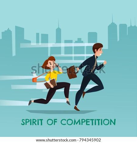 spirit of competition urban
