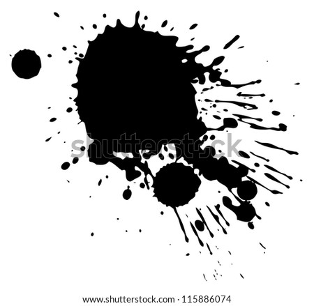 Splash Vector Illustration
