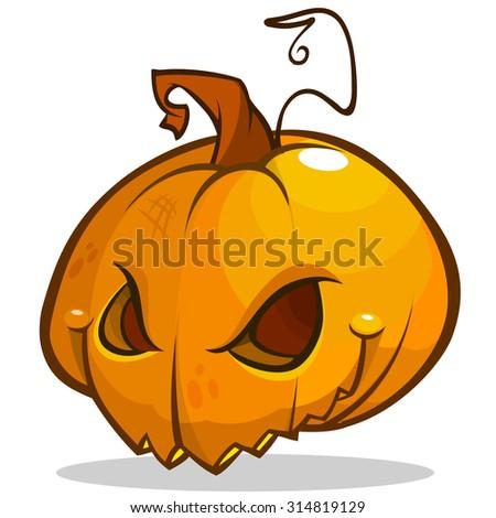 spooky vector halloween jack o