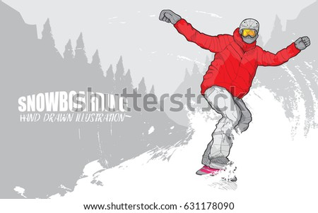 sport background winter sport