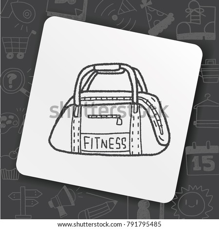 12ffb7c58f Duffle Bags Vector Illustrations Free - Download Free Vector Art ...
