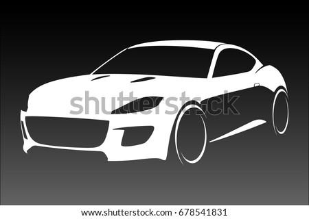 Luxury Car Vector Download Free Vector Art Stock Graphics Images