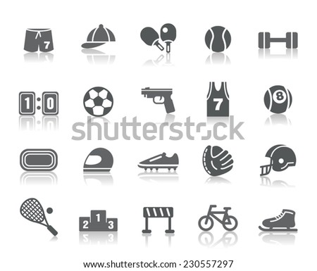 Sport Competition Icons
