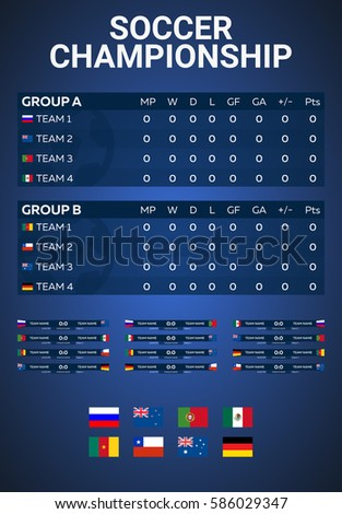 League Table Free Vector Art - (72 Free Downloads)