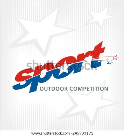 sport logo vector