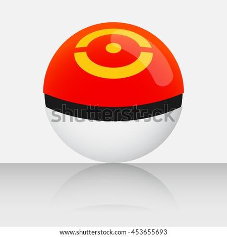 sport orange game balls to play