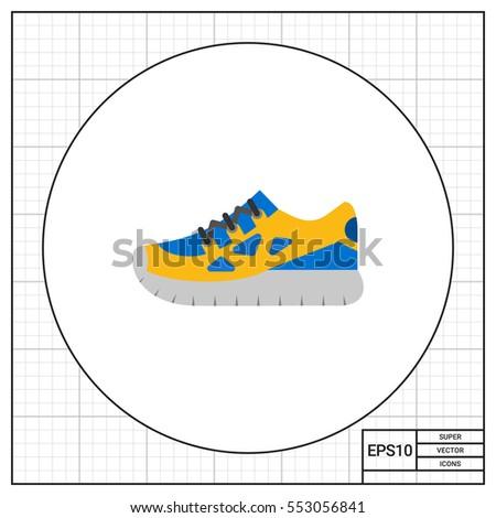 sport shoe icon 7