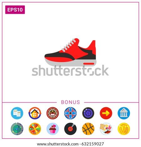 sport shoe icon 5