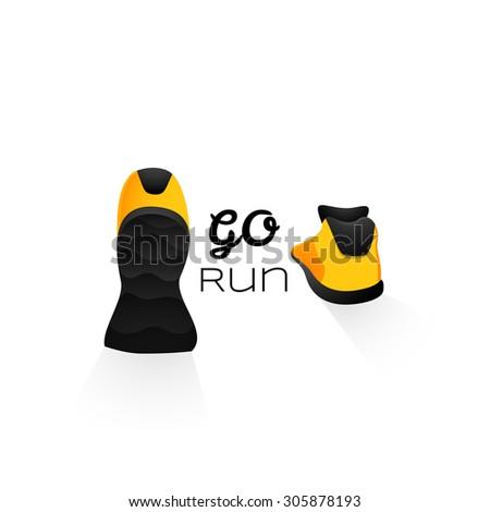 sport shoes  wellness running