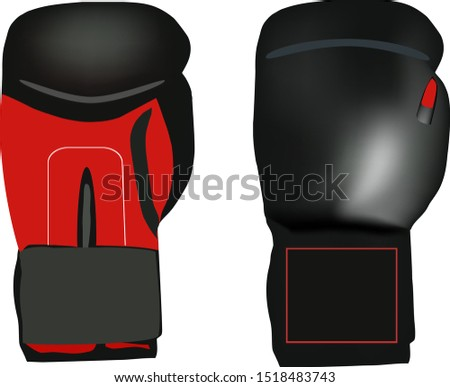 sports accessories gloves boxing gloves