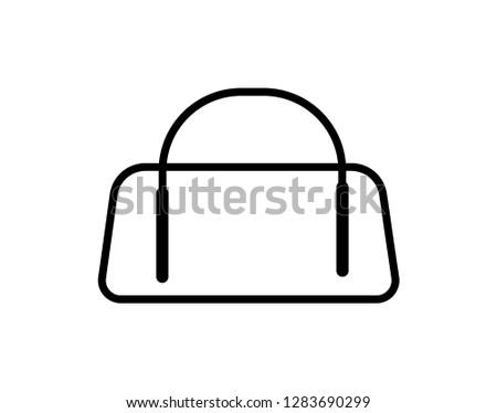 2ec571ea94 Free Duffle Bag Vector Illustration - Download Free Vector Art ...