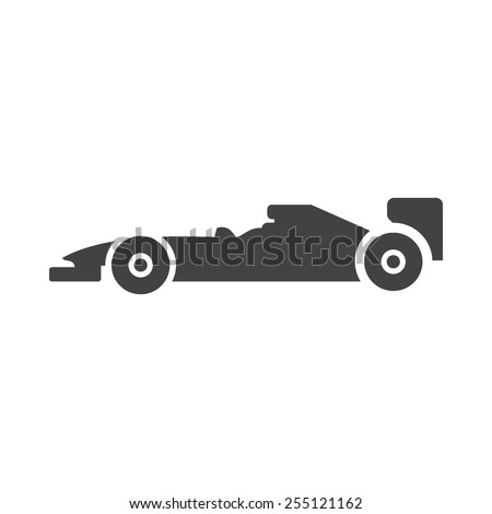 sports car vector image to be
