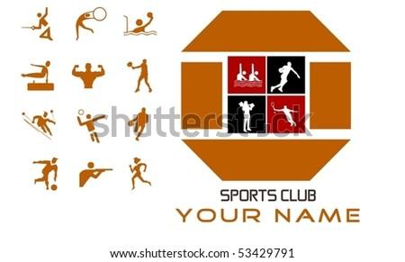 Sports club concept design and bonus