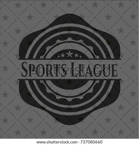 sports league realistic dark