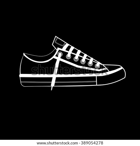sports shoes logo  sneakers