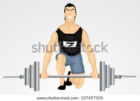 Sports: Weightlifting