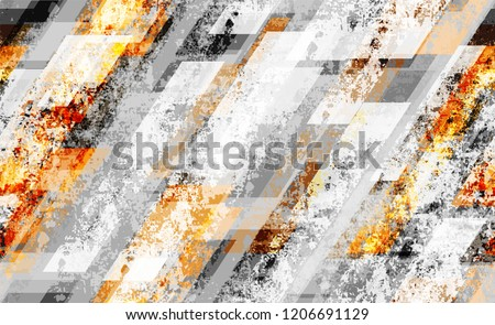 Sporty Clothes Seamless Background Texture. Distressed Technology Pattern. Geometric Grainy Style Texture. Sporty Fashion Pattern.
