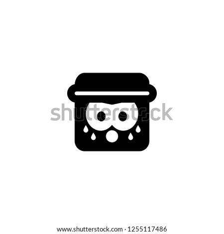 sporty icon vector. sporty vector graphic illustration