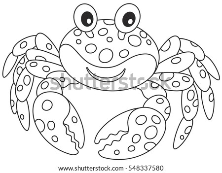spotted crab