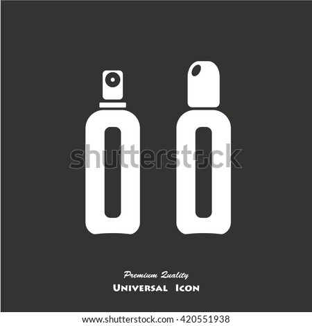 spray perfume icon
