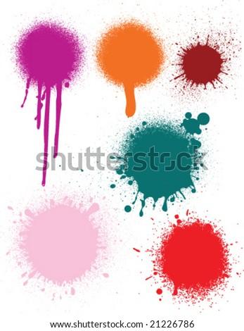 spray spots