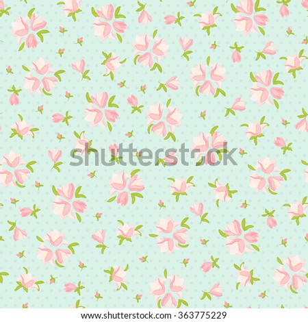 spring background classical
