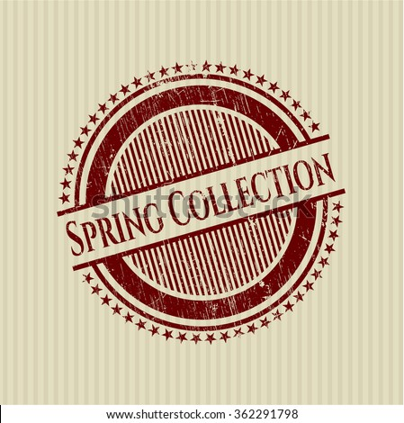 Spring Collection rubber seal