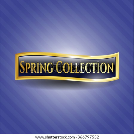 Spring Collection shiny emblem