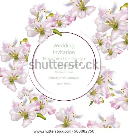 spring delicate flowers bouquet