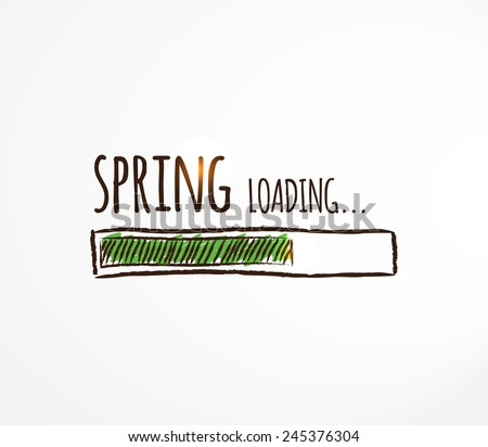 spring loading progress bar