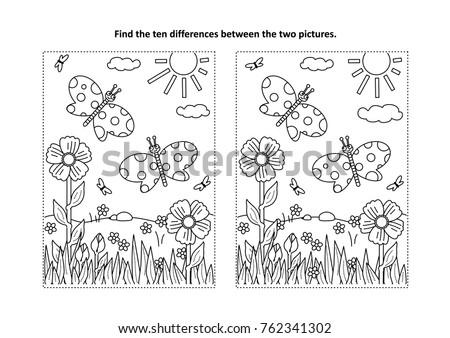 spring or summer joy themed